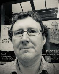 Oliver Grantham Personal Life Change Mentor
