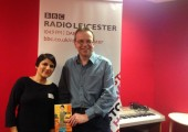 BBC Radio Leicester<br />I appeared on BBC Radio Leicester to talk about Slim and Spicy.