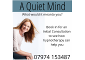 A Quiet Mind<br />Book in for an Initial Consultation