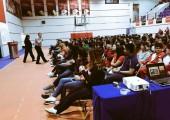 Teaching NLP in Queretaro, Mexico Feb 2017