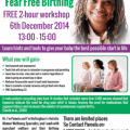 FREE Fear Free Workshop
