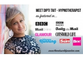 Dipti Tait regularly features on TV, Radio & National Press