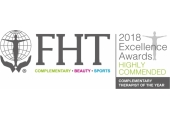FHT Highly Commended - Complementary Therapist of the Year 2018