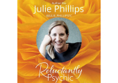 Julie Phillips - Contributing  Author - Reluctantly Psychic