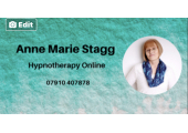 Anne Stagg Hypnotherapy<br />Online via Zoom