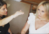 Putting my Client Into Hypnosis with the Eye Lock Technique