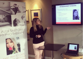 Presenting at The Chewton Glen Hotel and Spa