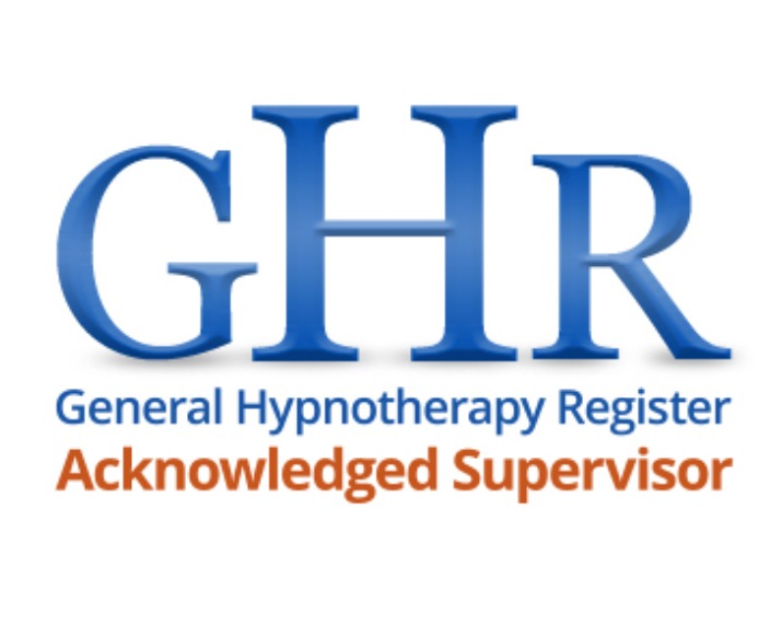 Acknowledged GHR Hypnotherapy Supervisor