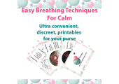 Easy Breathing Techniques<br />Discreet, convenient printables for calm breathing https://www.boosttherapy.co.uk/breathing-techniques/