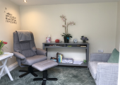 Sage Hypnotherapy Consulting Room
