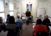 Upgrading your dreams workshop.( Held in Wallsend)