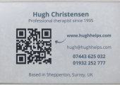 My Business Card (Back).