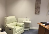 Keith Gullis Curative Hypnotherapy - Consulting Room
