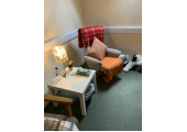 Barnoldswick Therapy Room<br />Comfy chair in Barnoldswick