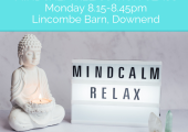 Mindcalm Relaxation Class