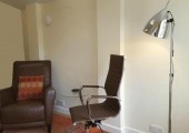 Odysseus Hypnotherapy Consultation Room