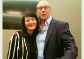 Rebecca Jones & Paul McKenna<br />Harley Street Therapy Clinic London