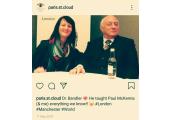 Rebecca Jones, Dr. Richard Bandler, & Paul McKenna<br />Dr. Richard Bandler & Rebecca Jones