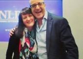 Paul McKenna & Rebecca<br />Clinical Hypnotherapist M.A. Dip PCH
