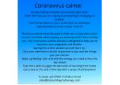 Coronavirus calmer session