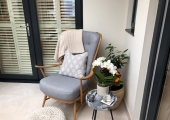 The Orangery<br />Tranquil treatment room