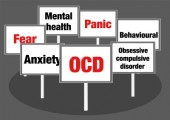 Anxiety, Depression, OCD, IBS