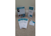 Curative Hypnotherapy free treatment brochure / leaflet