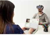 Virtual Reality Simulation Therapy---we offer this remotely in your own home and us in our office
