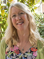 Jane Clark, Specialist in the online treatment of Anxiety, Stress and PTSD.