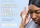 Recover from anxiety