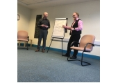 I also do workshops on anxiety management.