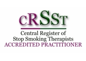 CRSST<br />Member of The Central Register of Stop Smoking Therapists