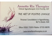 Annette Rix Therapies