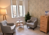 A safe healing space - Therapy Room at Quay Place