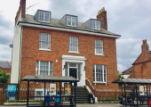 Markham House, Wokingham<br />Where the practice is based