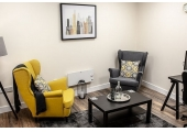 Clarity Well Being room<br />Rooms at the Nuneaton Practice