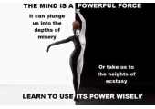 On the power of YOUR mind ....<br />I invite you on a journey of discovery of all your inner resources and how to tap into them.