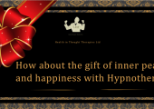 Treat your loved one (or few of them! ????) to a bespoke Hypnotherapy session or a course