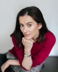 Katerina Furman-Podtserkovskaya, MA, CH, MH, Dip. Hyp, 5-PATH IAHP