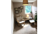 My Hypnotherapy Room<br />A relaxing and tranquil space in Copley, Halifax, West Yorkshire. I also offer online sessions over Zoom, both of which are equally effective.