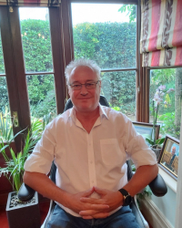Martin Boyce C.H. LLB ( HONS) NGH, EMDR. Broadstairs Hypnotherapy