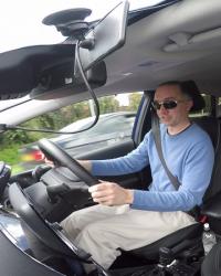 Paul Dodd - Driving anxiety expert