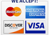 Payments - Cashless payments now accepted