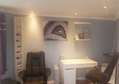Hypnotherapy office<br />Where the magic happens