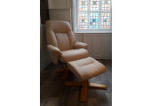 Client therapy chair - Just made for relaxing!
