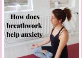Conscious breathing is a quick, easy and free way to reset your stress/anxiety levels