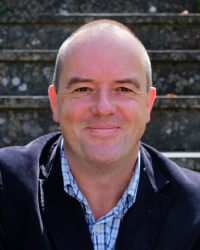 Andy Hill - solution focused therapist
