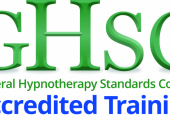 Our Diploma in Professional & Clinical Hypnotherapy is accredited by GHSC