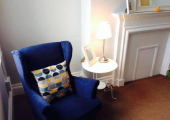 Harley Street Therapy Room | www.KirstyMacdonald.co.uk | Transformational Coaching and Cognitive Hyp