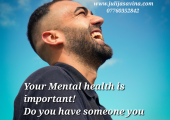 Your Mental Well-being is important